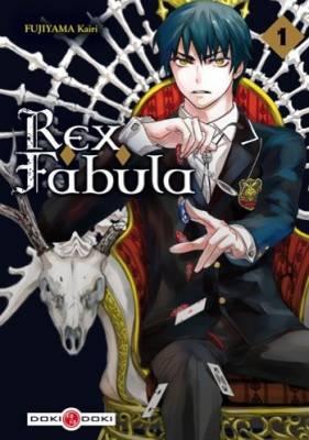 Visuel Rex Fabula / Kyokou no Ou (Shōjo)