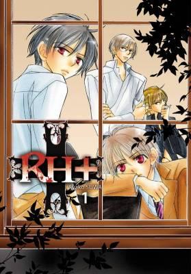 Visuel RH+ / RH+ (Shōjo)