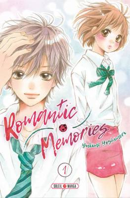 Visuel Romantic Memories / Sora to Kimi to. (そらときみと。) (Shōjo)