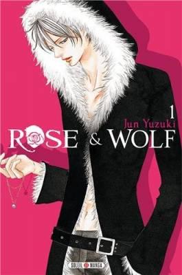 Visuel Rose & Wolf / Bara to Ookami - Rose & Wolf (Shōjo)