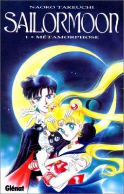 Visuel Sailor Moon / Bishoujo Senshi Sailor Moon (Shōjo)