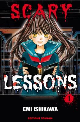 Visuel Scary Lessons / Zekkyou Gakkyuu (絶叫学級) (Shōjo)