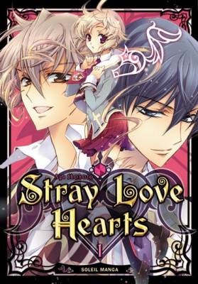 Visuel Stray Love Hearts / STL (Stray Love Hearts) (Shōjo)