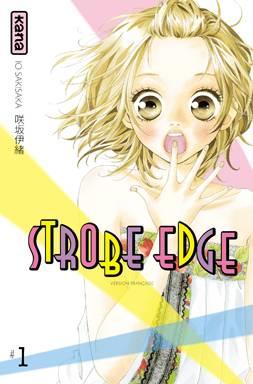Visuel Strobe Edge / Strobe Edge (Shōjo)