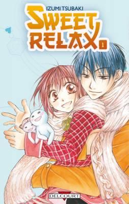 Visuel Sweet Relax / Oyayubi kara Romance (Shōjo)