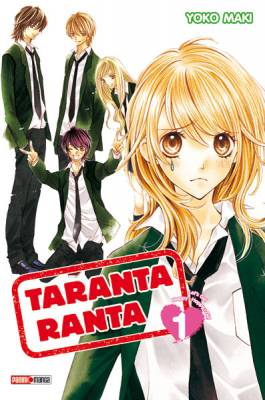 Visuel Taranta Ranta - Let's go! Happy Happy Girl / Taranta Ranta - Let's go! Happy Happy Girl (Shōjo)