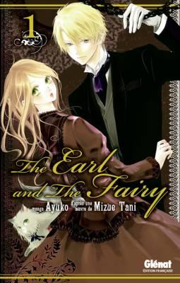 Visuel Earl and the Fairy (The) / Hakushaku to Yousei (伯爵と妖精) - The Earl and the Fairy (Shōjo)