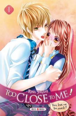 Visuel Too close to me! - They love me too much / Ani ni Ai Saresugite Komattemasu (兄に愛されすぎて困ってます) (Shōjo)
