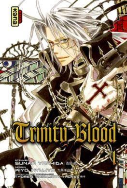 Visuel Trinity Blood / Trinity Blood (トリニティ・ブラッド) (Shōjo)
