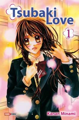 Visuel Tsubaki Love / Kyou, Koi o Hajimemasu (今日、恋をはじめます) (Shōjo)