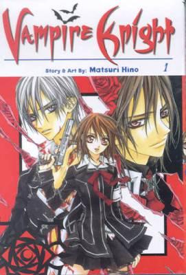 Visuel Vampire Knight / Vampire Knight (Shōjo)
