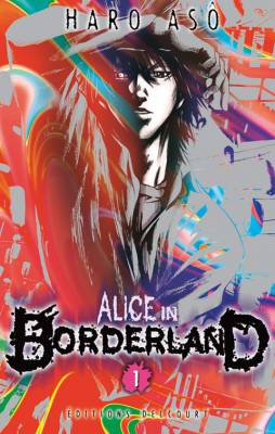 Visuel Alice in Borderland / Imawa no Kuni no Alice (今際の国のアリス) - Alice in Borderland (Shōnen)