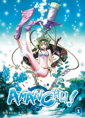 Visuel Amanchu! / Amanchu! (あまんちゅ!) (Shōnen)