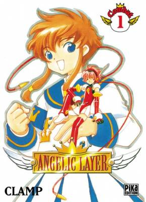 Visuel Angelic layer / Angelic layer (Shōnen)