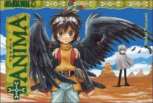 Visuel +Anima / +Anima (Shōnen)