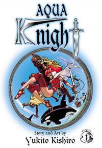 Visuel Aqua Knight / Aqua Knight (Shōnen)