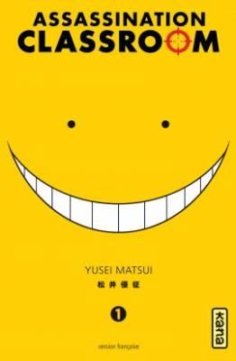 Visuel Assassination Classroom / Ansatsu Kyoushitsu (暗殺教室) (Shōnen)