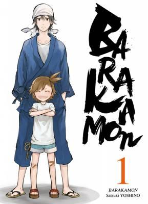 Visuel Barakamon / Barakamon (ばらかもん) (Shōnen)