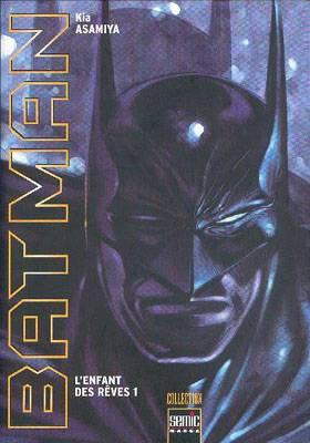 Visuel Batman, l'enfant des rêves / Batman, child of dream (Shōnen)