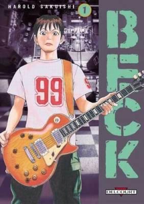 Visuel Beck / Beck (Shōnen)