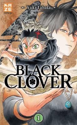 Visuel Black Clover / Black Clover (Shōnen)