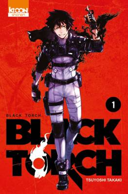 Visuel Black Torch / Black Torch (ブラックトーチ) (Shōnen)