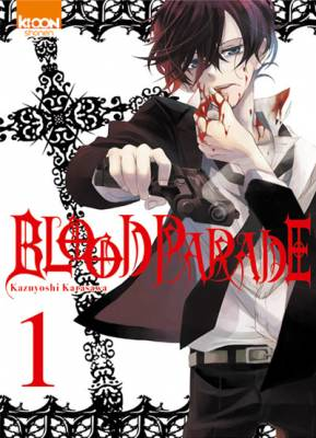Visuel Blood Parade / Blood Parade (ブラッドパレード) (Shōnen)