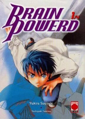 Visuel Brain Powerd / Brain Powerd (Shōnen)