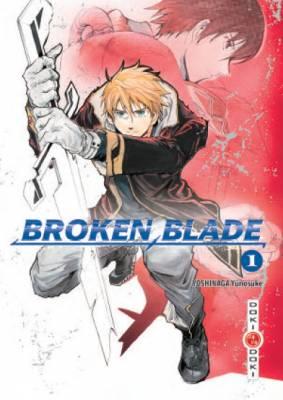 Visuel Broken Blade / Break Blade (ブレイクブレイド) (Shōnen)