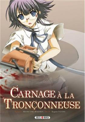 Visuel Carnage à la Tronçonneuse / Saitama Chainsaw Shoujo (Shōnen)