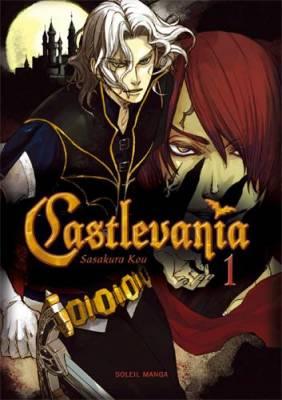 Visuel Castlevania / Castlevania (Shōnen)