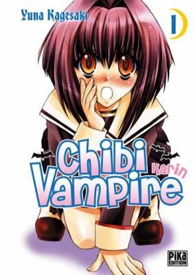 Visuel Chibi Vampire - Karin / Karin (Shōnen)