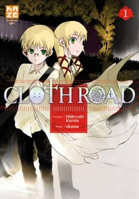Visuel Cloth Road / Cloth Road (Shōnen)