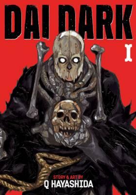 """Visuel Dai Dark / Dai Dark, 大ダーク(""""le Grand Sombre"""") (Shōnen)"""