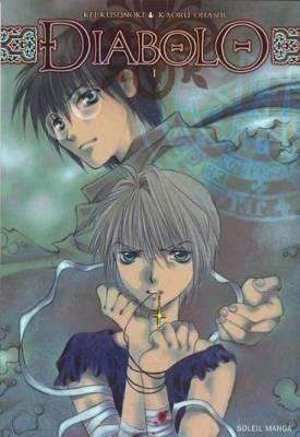 Visuel Diabolo / Diabolo (Shōnen)