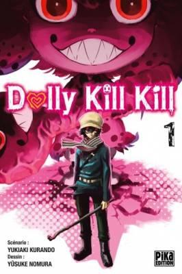 Visuel Dolly Kill Kill / Dolly♥Kill Kill (ドリィ キルキル) (Shōnen)