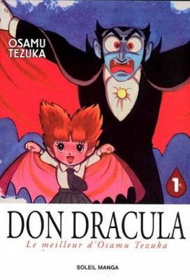 Visuel Don Dracula / Don Dracula (Shōnen)