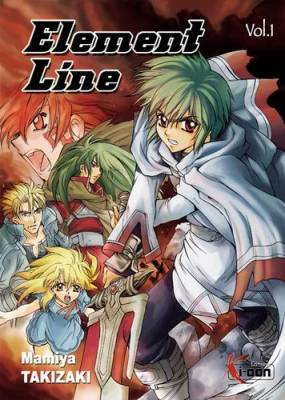 Visuel Element Line / Element Line (Shōnen)