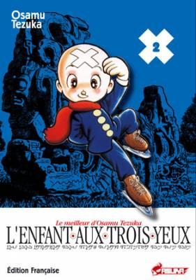 Visuel Enfant aux trois yeux (L') / Mitsume ga tooru (Shōnen)