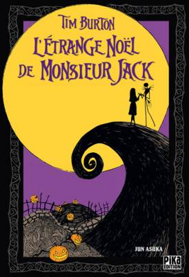 Visuel Étrange Noël de Monsieur Jack (L') / Tim Burton's Nightmare Before Christmas (Shōnen)