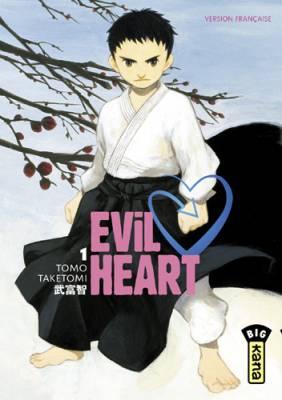 Visuel Evil Heart / Evil Heart (Shōnen)