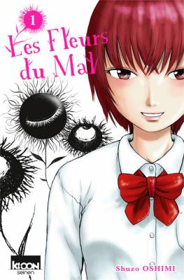 Visuel Fleurs du Mal (Les) / Aku no Hana (惡の華) (Shōnen)