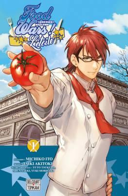 Visuel Food Wars! - L'étoile / Shokugeki no Soma - L'étoile (Shōnen)