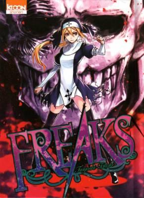 Visuel Freaks / Freaks (Shōnen)