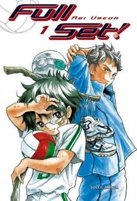 Visuel Full Set! / Full Set! (Shōnen)
