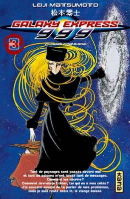 Visuel Galaxy Express 999 / Ginga Tedsudo 999 (Shōnen)