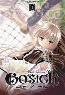 Visuel Gosick / Gosick (Shōnen)