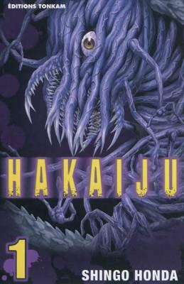 Visuel Hakaiju / Hakaijuu (Shōnen)