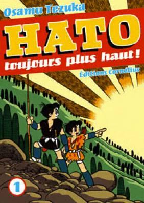 Visuel Hato, toujours plus haut / Hato (Shōnen)