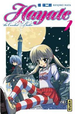 Visuel Hayate The Combat Butler / Hayate no Gotoku! (Shōnen)